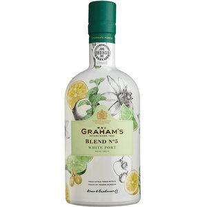Graham's Blend N° 5 White Port 75cl