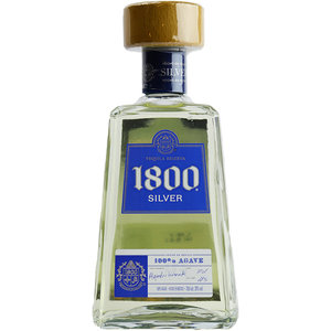 1800 Silver 70cl