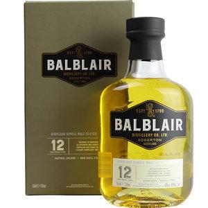 Balblair 12 Years 70cl