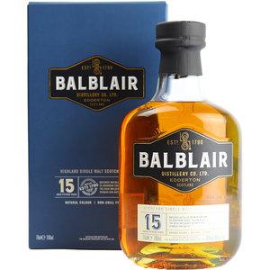 Balblair 15 Years 70cl