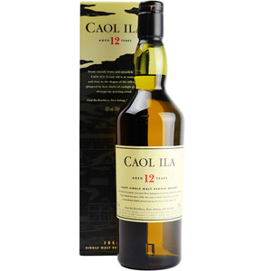 Caol Ila 12 Years Old 70cl