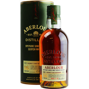 Aberlour 16 Years Double Cask Matured 70cl