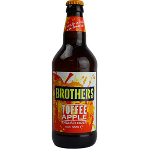 Brothers Toffee Flavour Apple