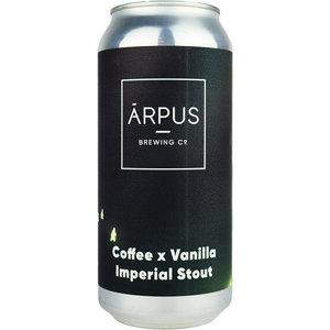 Arpus Coffee x Vanilla Imperial Stout Blik