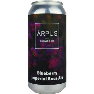 Arpus Blueberry Imperial Sour Ale Blik