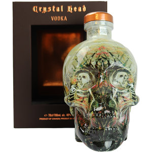 Crystal Head John Alexander Edition 70cl