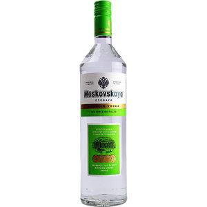 Moskovskaya Vodka 100cl