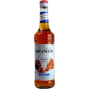 Monin Caramel Sugarfree 70cl