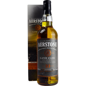 Aerstone Land Cask 10 Years 70cl