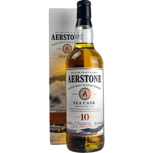 Aerstone Sea Cask 10 Years 70cl