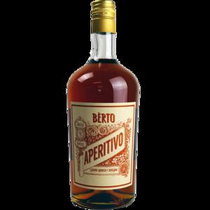 Berto Aperitivo Liquore Arancia e Genziana 100cl