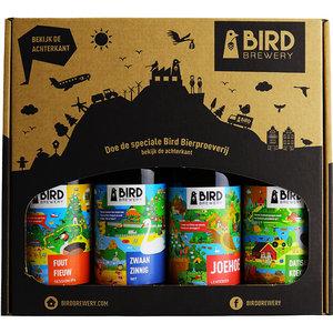 Bierpakket Bird Brewery 4-fles