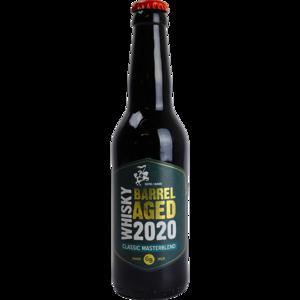 Gulpener Classic Masterblend Whisky Barrel Aged 2020