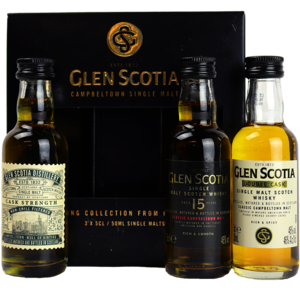 Glen Scotia Tasting Collection 3x50ml