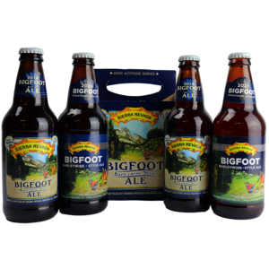 Sierra Nevada Bigfoot Barleywine Vintage 4-pack
