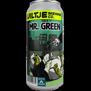 Uiltje Mr. Green Blik
