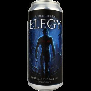 Adroit Theory Elegy Despair Edition Ghost 953 Blik