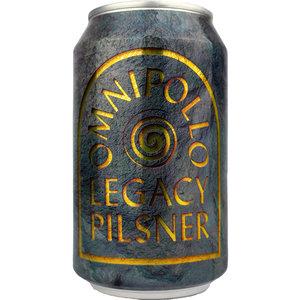Omnipollo Legacy Pilsner Blik