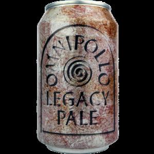Omnipollo Legacy Pale Ale Blik
