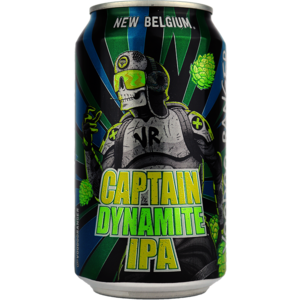 New Belgium Voodoo Ranger Captain Dynamite IPA Blik