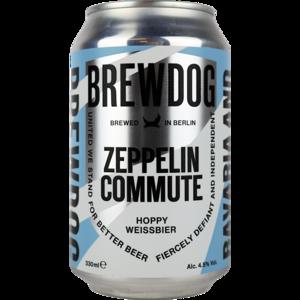 Brewdog Zeppelin Commute Blik
