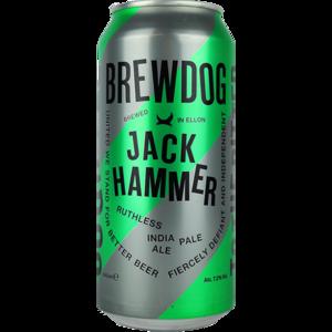 Brewdog Jack Hammer Blik