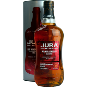 Jura Red Wine Cask Finish 70cl