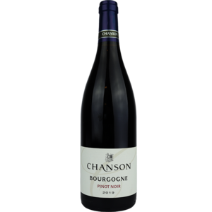 Chanson Bourgogne Pinot Noir 75cl