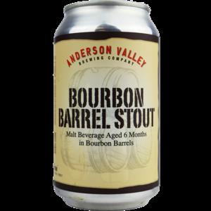Anderson Valley Bourbon Barrel Stout Blik