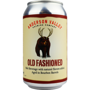 Anderson Valley Old Fashioned Blik