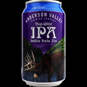 Anderson Valley Hop Ottin' IPA Blik