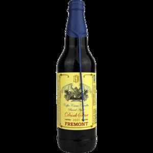 Fremont Bourbon Barrel Aged Dark Star Coffee Cacao Vanilla 2021 65cl