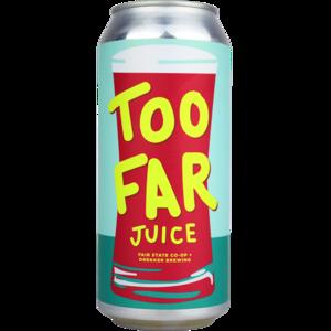 Fair State x Drekker Too Far Juice Blik