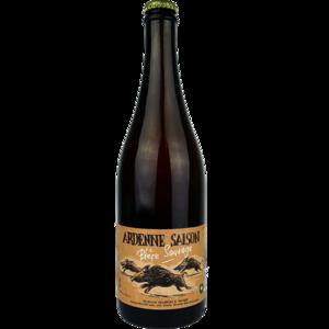 Brasserie Minne Ardenne Saison Sauvage 75cl