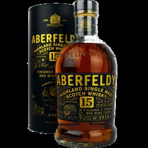 Aberfeldy 15 Years Pomerol Finish Limited Edition 70cl