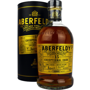 Aberfeldy 15 Years Exceptional Cask 70cl