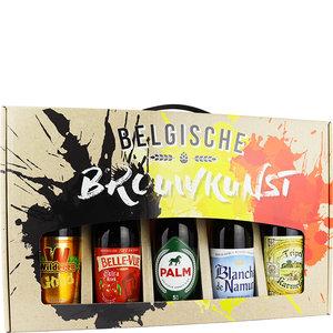 Bierpakket Belgische Brouwkunst