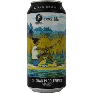 Frontaal x Poolside Sitdown Paddleboard Blik