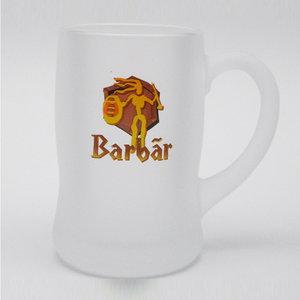 Barbar Bierglas Bierpul 33cl
