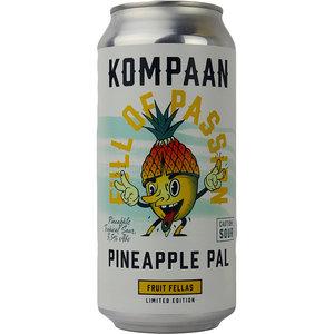 Kompaan Fruit Fellas Pineapple Pal Blik
