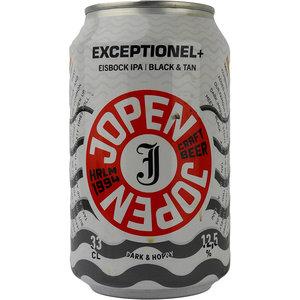 Jopen Exceptionel+ Black & Tan Blik
