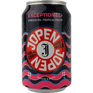 Jopen Exceptionel+ Tropical Fruits Blik
