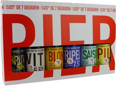 Bierpakket De 7 Deugden