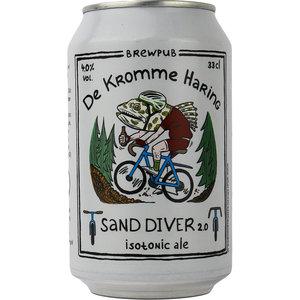 De Kromme Haring Sand Diver 2.0 Blik