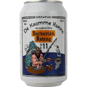 De Kromme Haring Barbarian Fishing v11 Blik