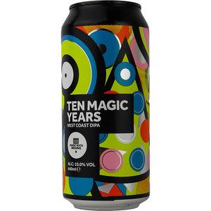 Magic Rock Ten Magic Years Blik