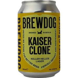 Brewdog Kaiser Clone Blik