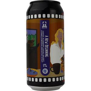Brew York x Amundsen A New Beginning Blik