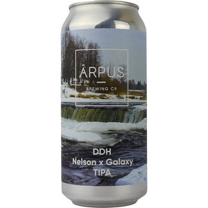 Arpus DDH Nelson x Galaxy TIPA Blik