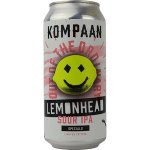 Kompaan Lemonhead Blik